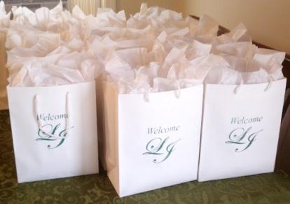 Wedding Reception Gift Bag Ideas : Wedding Bag: come stupire i Vostri invitati !!!